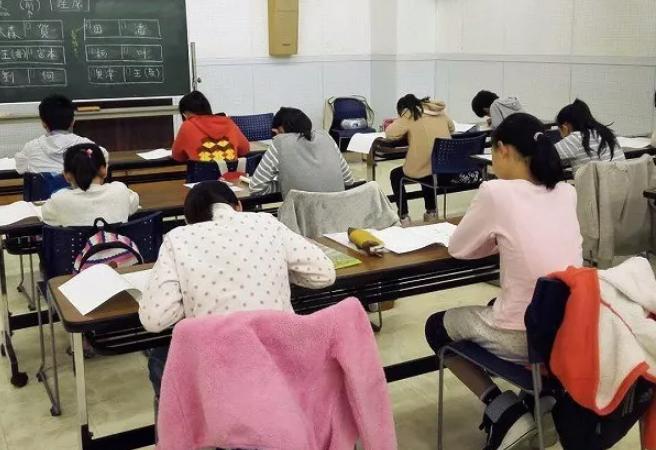 近300名华人儿童参加YCT中文检定考试